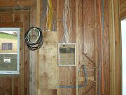 200 Amp Electrical Panels in Garage.  January 24, 2009