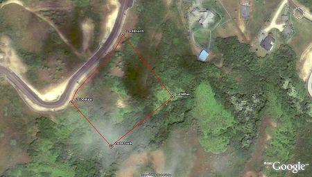 Google Earth Image of Maluhia Country Ranches