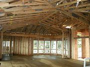 Great Room Looking Toward Dining Room, September 24, 2008