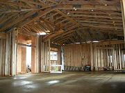 Great Room Looking Toward Kitchen, September 24, 2008