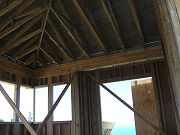 Guest Room Roof Framing September 1, 2008