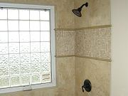 Guest Room Bathroom Shower, August 19, 2009