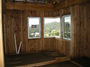 Framing of Master Bathroom Bathtub Area, September 24, 2008