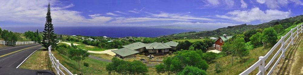 Dream House and Barn in Maui