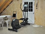 Elliptical Trainer Moved Upstairs, June 23, 2010