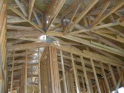Office and Hallway Roof Framing September 1, 2008